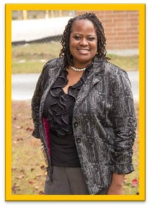 Tonya DeBerry, Center Manager